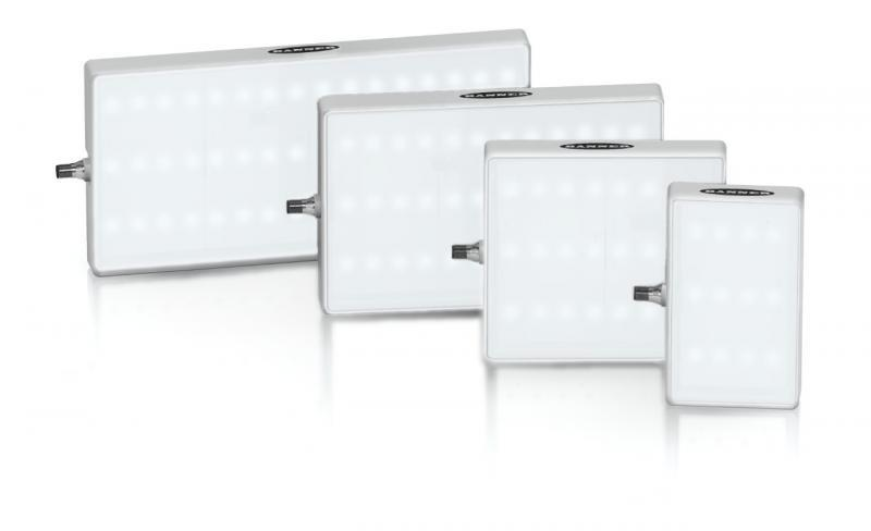 Iluminação industrial led