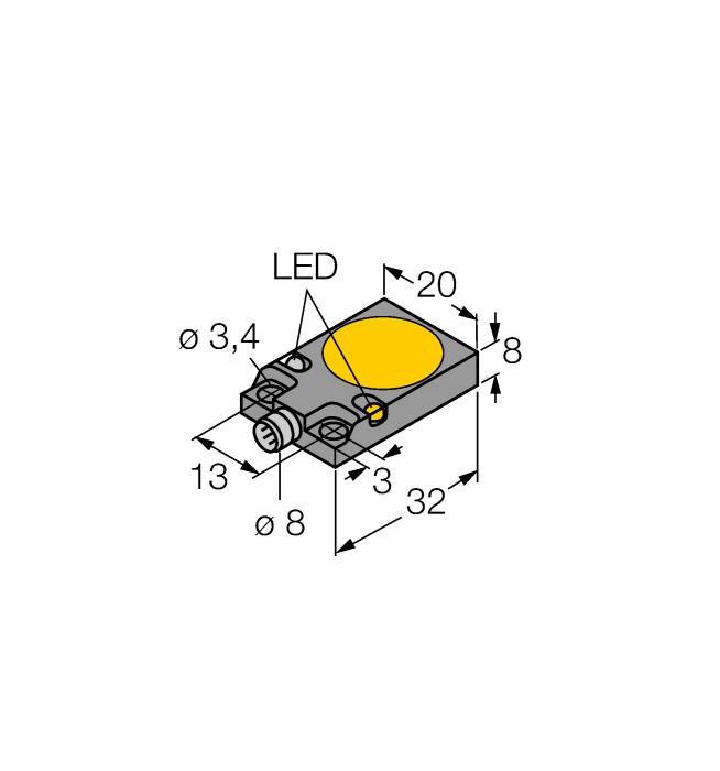 Sensor capacitivo preço
