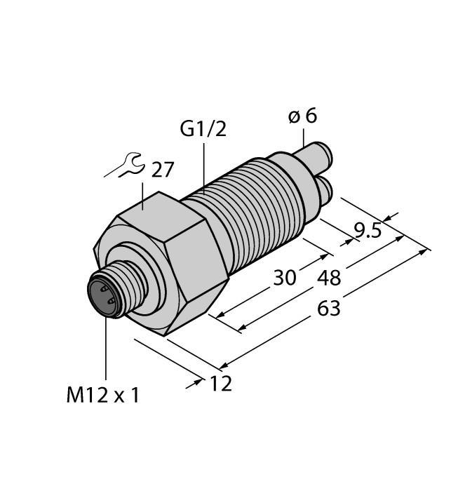 Sensor de fluxo