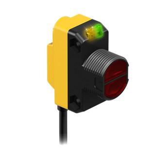 Sensor fotoelétrico reflexivo