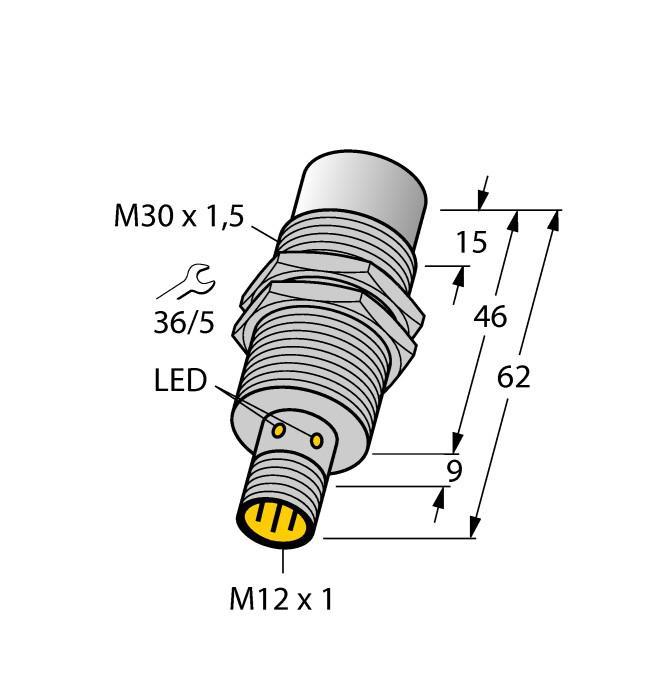 Sensor ip69k