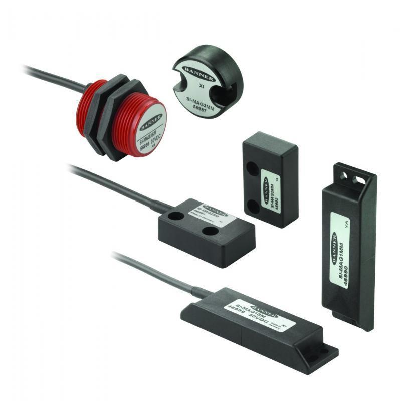 Sensor magnetico industrial