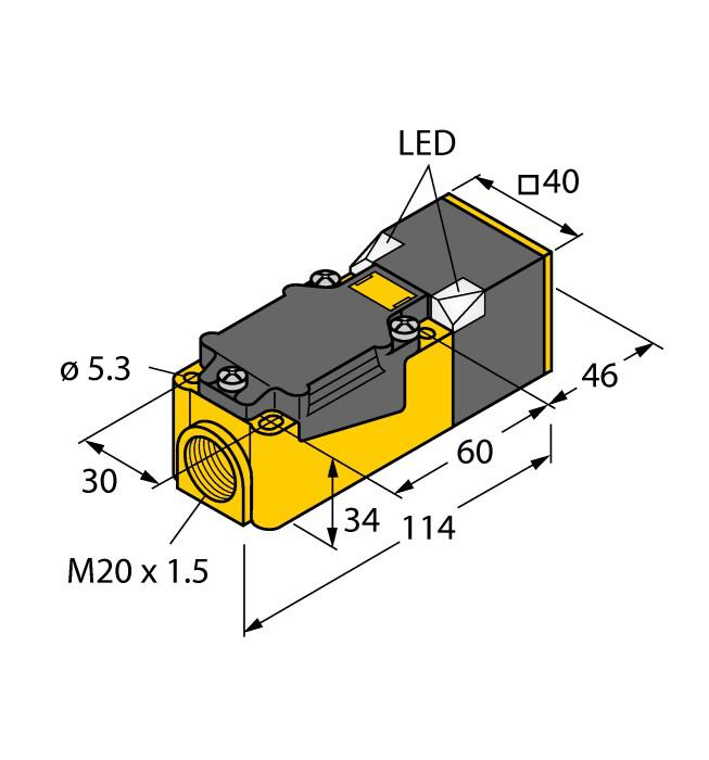 Sensor de proximidade