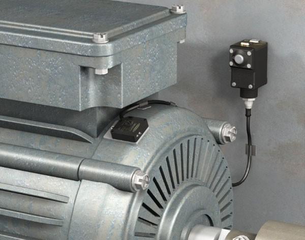 Sistema de monitoramento de vibração