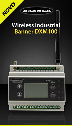 Wireless Industrial - Banner DXM100
