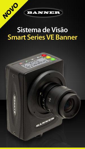 Sistema de Visão - Smart Series VE Banner